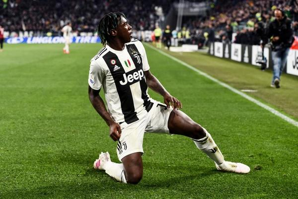 """Picture for Kean admits """"The important thing is that the ball went in"""" after Juventus win"""