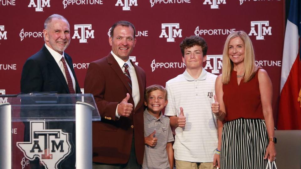 """Picture for Texas A&M Now Says They're """"Ready"""" For Texas And Oklahoma In The SEC"""