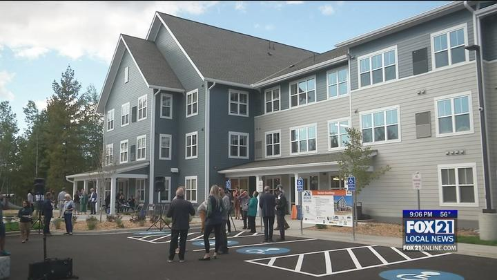Cover for New Affordable Housing Opens on Decker Road
