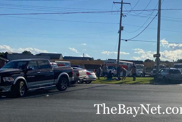 Picture for ADVISORY: Accident In Leonardtown Leaves One Person Injured