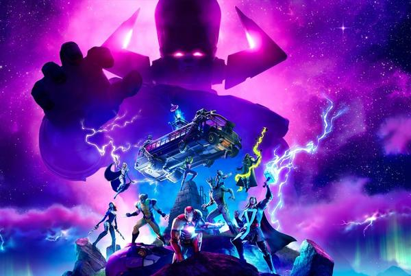 Picture for The 'Fortnite' Galactus skin has been leaked by a dataminer