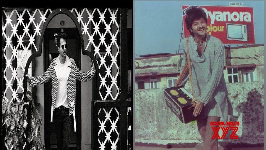 Picture for Anil Kapoor Pens A Heartfelt Note As Woh Saat Din Clocks 38 Years In Bollywood