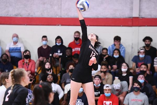 Picture for Volleyball Drops Hard-Fought Match to UAlbany