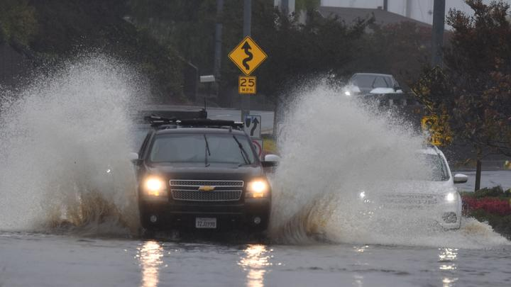 Cover for Marin schools close over storm damage, flooding