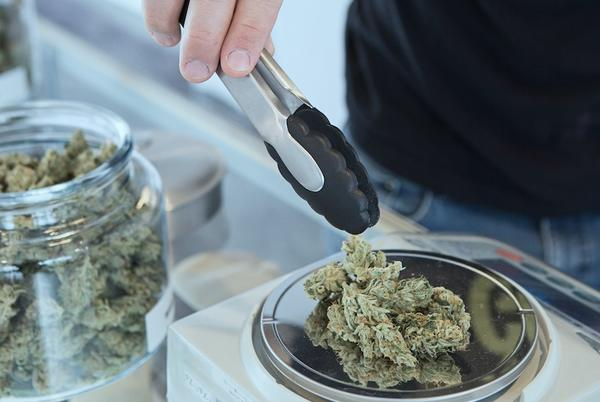 Picture for Pot Shops Now Allowed In Most Of Downtown After City Council Changes Rules