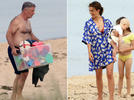 Picture for Alec and Hilaria Baldwin hit Sag Harbor for Father's Day
