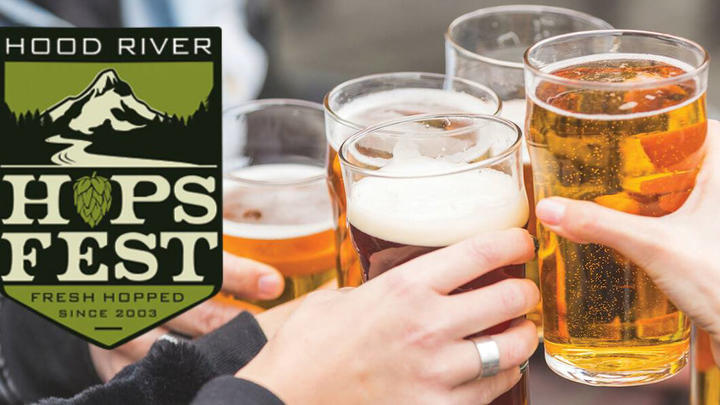 Cover for Hood River Hops and Valley Harvest Fest are back