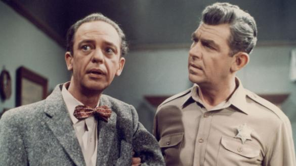Picture for 'The Andy Griffith Show': Was Barney Fife Actor Don Knotts' Southern Drawl Real?
