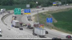 Cover for Officials report crash with minor injuries near Wis.-Ill. border
