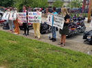 Picture for Protest held outside Kanawha board of education office over Horace Mann incident
