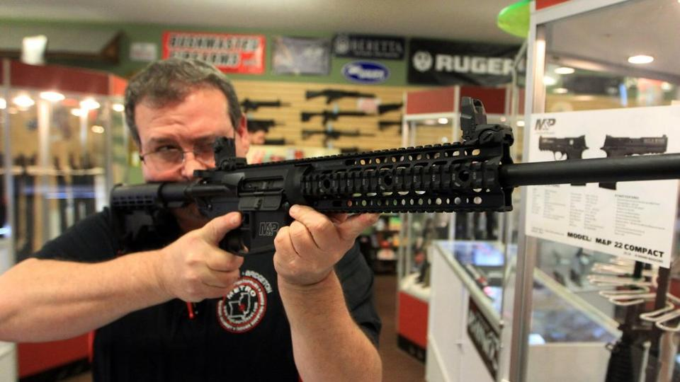Picture for Appeals court stays judge's ruling to overturn California's assault weapons ban