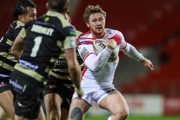 Picture for Leigh Centurions sign Tom Nisbet and Jayden Hatton