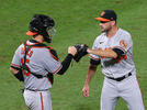 Picture for Orioles recall Cole Sulser, give Trey Mancini the day off