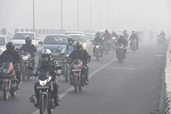 Picture for Delhi reports 'moderate' air quality, expected to improve tomorrow