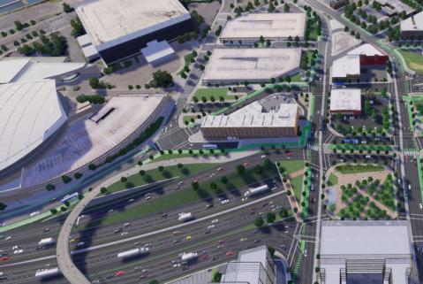 Picture for OTC Advances I-5 Rose Quarter Improvement Project