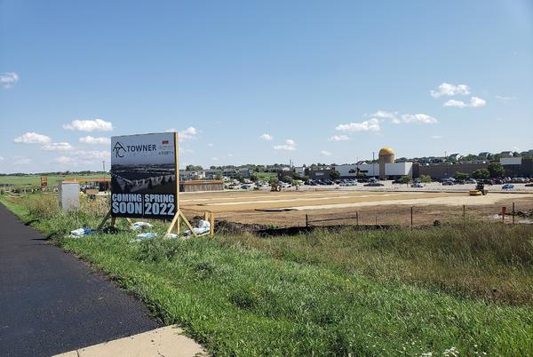 Picture for What's Being Built by Fleet Farm in Southeast Rochester?