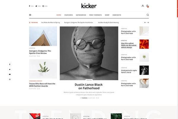 Picture for 15 Freebies WordPress Themes for Bloggers