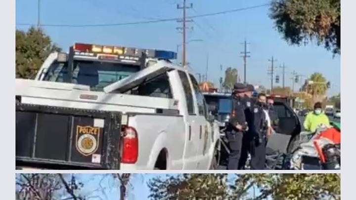 Cover for Advocates and organizations condemn Sacramento's homeless sweeps that continue to happen
