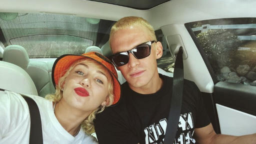 Miley Cyrus and Cody Simpson Split After 10 Months of Dating ...