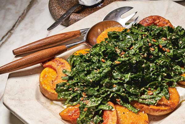Picture for Scared Of Whole Butternut Squash? This Simple 15-Minute Recipe Is What You Need
