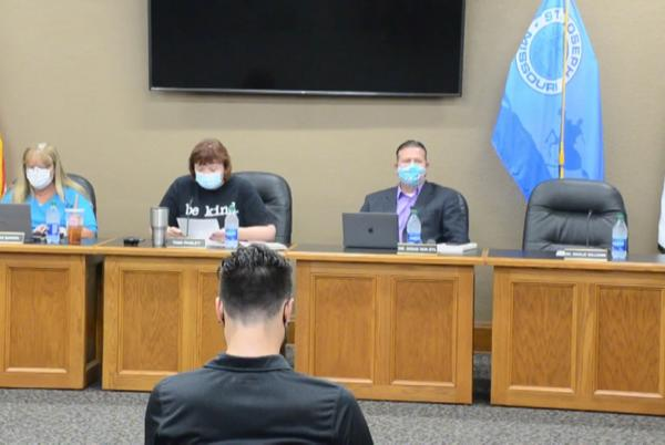 Picture for Mask mandate to continue in SJSD
