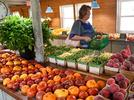 Picture for Step inside historic Burlington County barn to buy Jersey Fresh produce and flowers