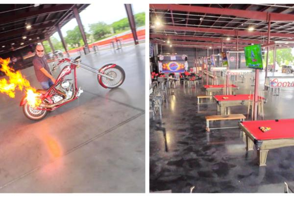 Picture for Pinellas County's largest motorcycle bar: OCC Road House & Museum