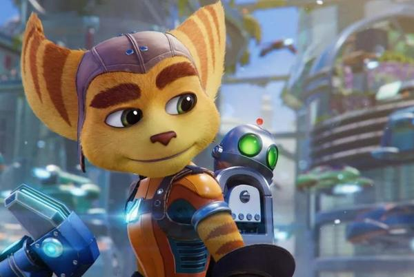 Picture for Ratchet and Clank Rift Apart: a fan creates his own version of the Clank robot