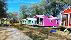 Cover for This Springfield Woman Is Giving Tiny Homes to The Homeless