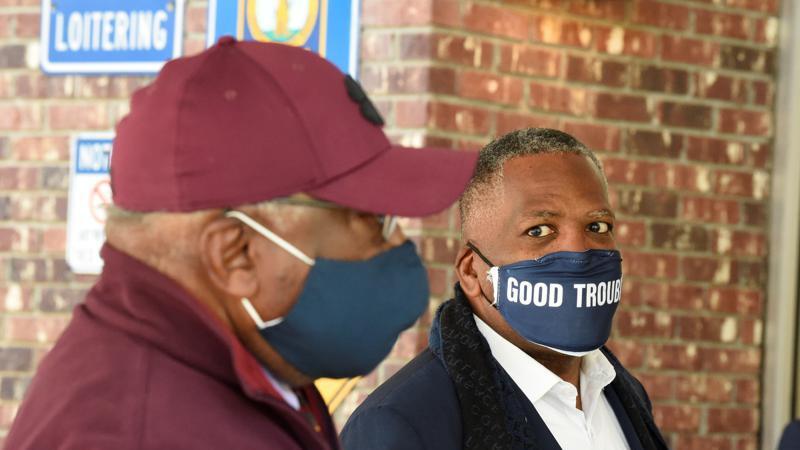Picture for South Carolina capital's mayor ponders school mask mandate