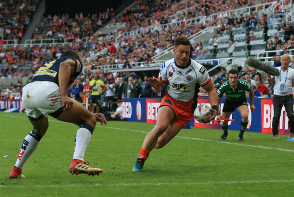 Picture for Jy Hitchcox opens up on 'difficult' Castleford exit