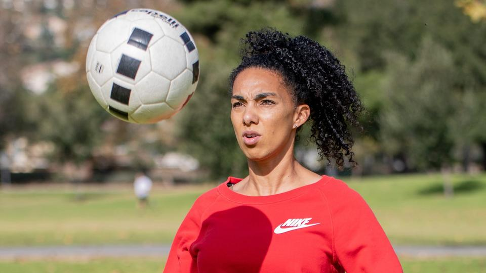 Picture for A 36-year-old soccer player had a heart attack - but she brushed it off as heartburn and resisted going to the ER