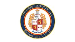Cover for COVID-19 case count in Morris County