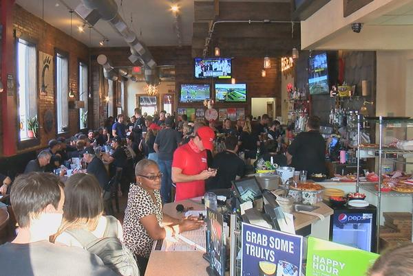 Picture for University of Cincinnati football excitement creates local businesses boom