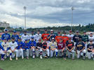 Picture for Adna's Gates, W.F. West's Vaughn Shine at Senior All-Star Game