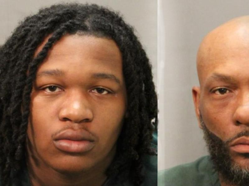 Son And Father Arrested In Connection To January Murder