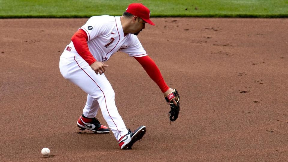 Picture for Cincinnati's Plan to Play Without a True Shortstop Backfired Immediately