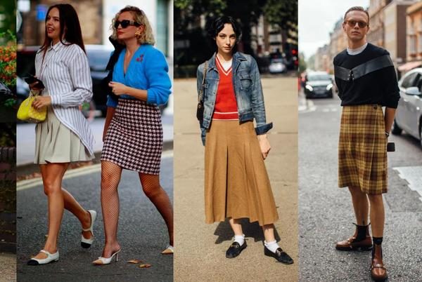 Picture for The Street Style Crowd Went Preppy on Day 2 of London Fashion Week