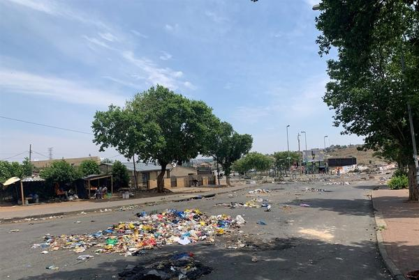 Picture for 'We are the forgotten ones' – Soweto residents living without electricity for months   News24