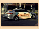 Picture for Deals on wheels: Rideshare cars sport OOH ads