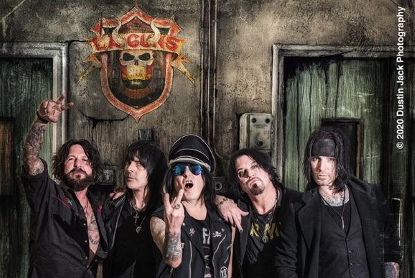 Picture for L.A. GUNS Release Music Video For New Single 'Cannonball'