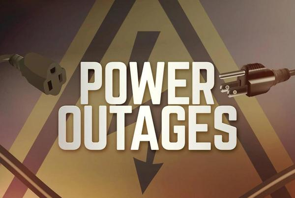 Picture for More than 2,500 customers without power