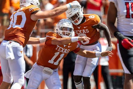 Picture for Replay: Texas Longhorns blow out Texas Tech Red Raiders in Big 12 opener