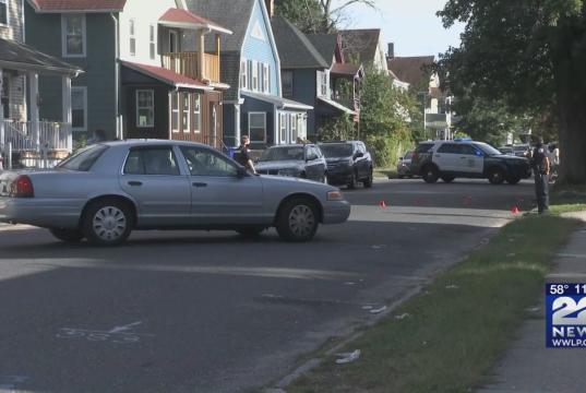 Picture for Springfield Police investigating after man shot on Dawes Street