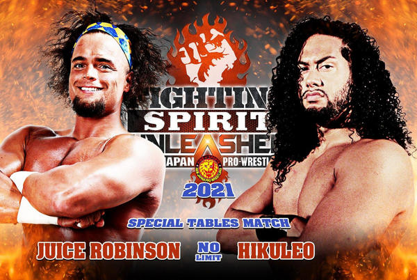 Picture for NJPW Strong: Fighting Spirit Unleashed 2021 Results (9/18): Juice Robinson And Hikuleo Headline