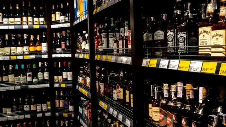 Cover for Pennsylvania liquor stores to put 2-bottle limit on some booze