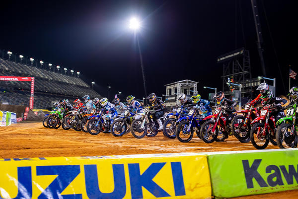 Picture for Tickets on Sale For 52nd Daytona Supercross, 81st Annual Bike Week