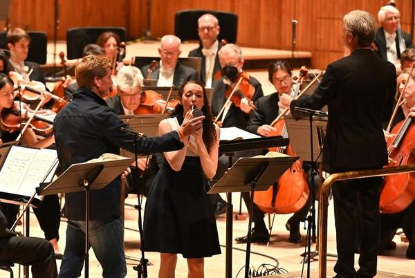 Picture for The Midsummer Marriage, LPO. Gardner, RFH review – Tippett's cornucopia shines in fits and starts
