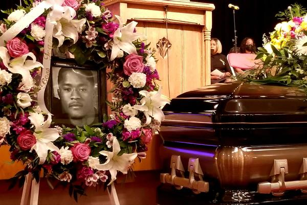 Picture for As Jelani Day remembered at service, mourners pray for healing, answers