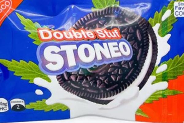 Picture for Halloween warnings issued of cannabis products 'impersonating' major snack brands